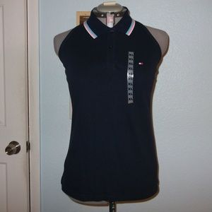 NEW Tommy Hilfiger Size XL Halter Top Golf Tennis